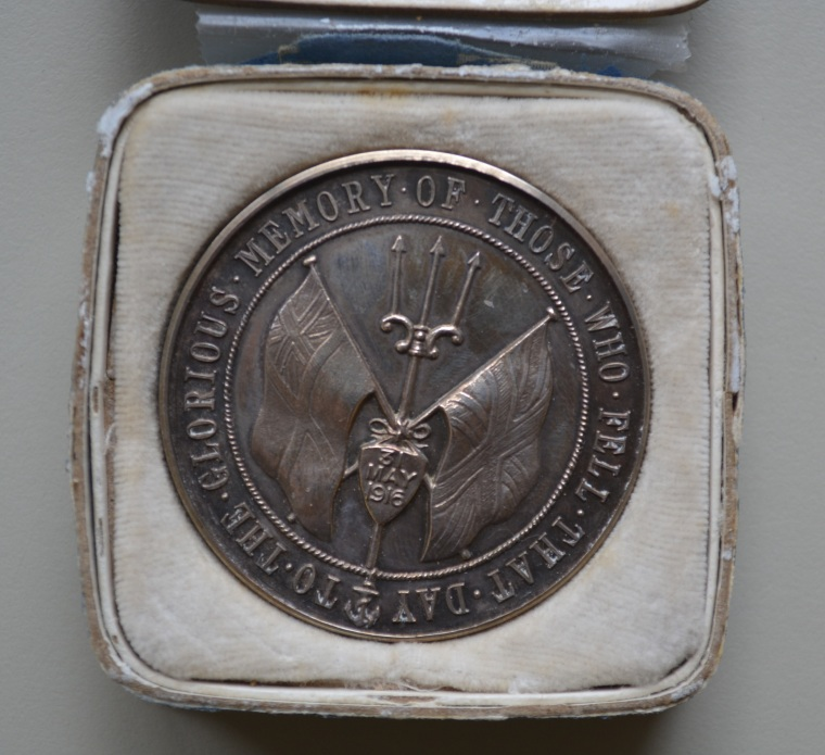 [Jutland medal] c. 1916, Spink & Son Ltd. Collections CCGW/CCGG