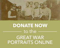 Donate now to the Great War Portraits Online Project