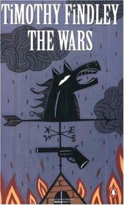 Cover for Timothy Findley's The Wars.