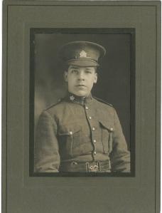 Portrait of George Stanley Rowe