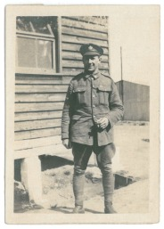 Pte. William Barker [no date] Barker brought a Kodak camera with him to France and took hundreds of snapshots documenting his wartime experience.